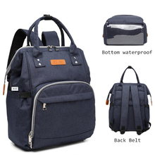 Get more info on the [Clearance] Diaper Bag Antifouling Waterproof Bottom Nappy Bag Baby Care Nursing Bag Travel Backpack Maternity Bag