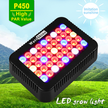 High PAR Value 450W led grow light Full spectrum for plant growing Indoor plants lamps Hydroponics lighting Double chip 10W led grow light 450w greenhouse lighting plant growing led lights lamp hydroponic indoor grow tent high par value double chips