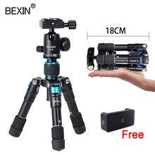 iphone Bexin 4 柔軟なデスクトップスマートフォン卓上電話の写真撮影ポケット三脚スタンドポータブルコンパクトミニ