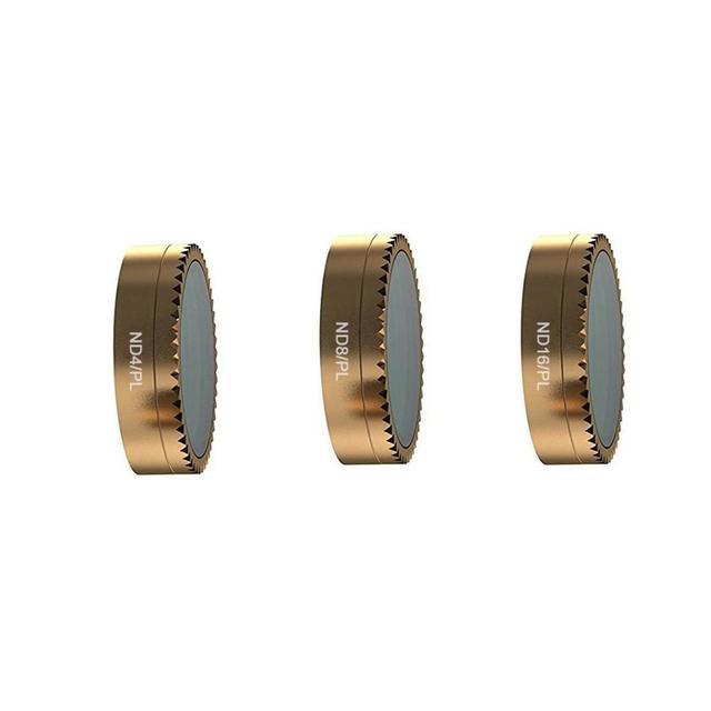 Filtre polarisant de CPL de filtre dappareil photo pour le ND PL dair de DJI Mavic ND4PL ND8PL ND16PL ND32PL densité neutre de filtre Ultra mince de lentille