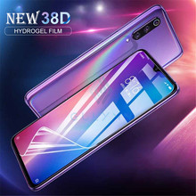 Front Cover Back Film Soft Hydrogel Film For Xiaomi 9T 9 Pro A3 Lite Note 10 HD Screen Protector For Redmi Note 8 7 8T 7S 6 5(China)