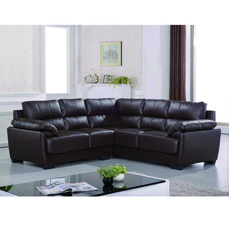Leather Sofa Small Apartment Living