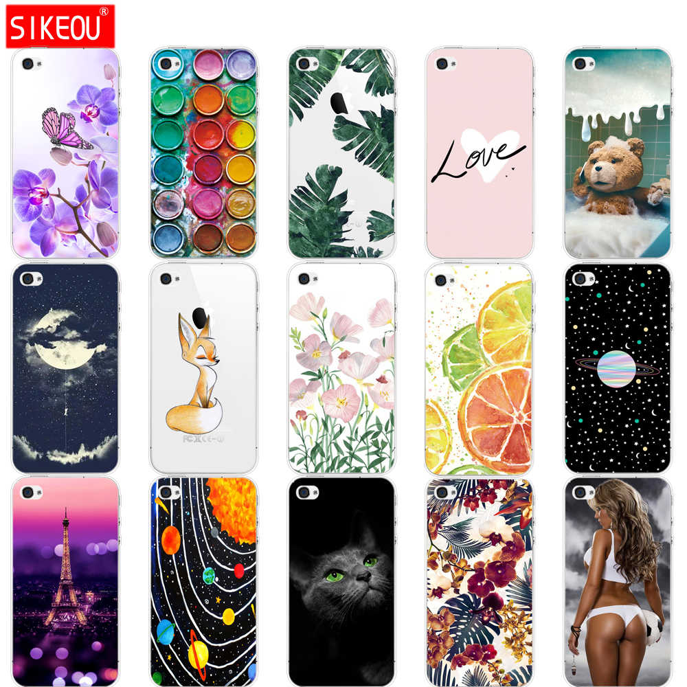 YRFF Cute funny 3D cartoon Strange Alien Person Phone cover cases