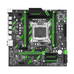 Image 2 - HUANANZHI X79 ZD3 REV 2,0 Motherboard Für Intel C602 X79 LGA 2011 ECC REG DDR3 1866MHz 128GB M.2 NVME NGFF M ATX Server Mainboard