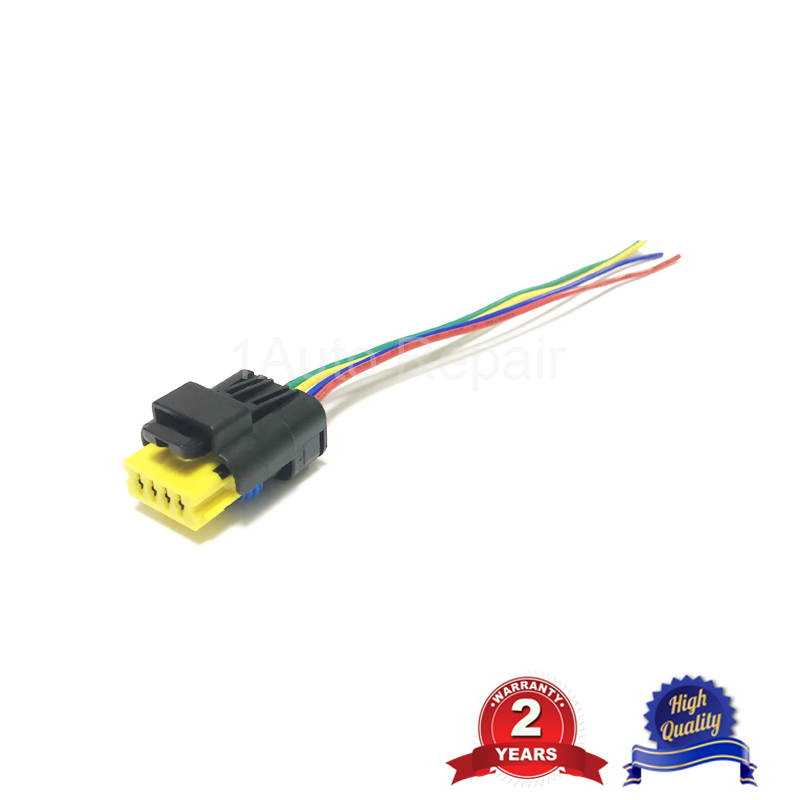 fuel pump plug wiring harness repair kit 4 pin connector for renault  citroen c4 coupe dacia peugeot 241105468r 8200683188 820014|fuel inject.  controls & parts| - aliexpress  www.aliexpress.com