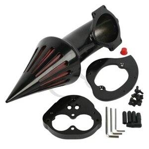 Motocykl zestawy czystszego powietrza filtr wlotowy dla Kawasaki Vulcan VN 1500 1600 2000-2012 01 02 03 04 05 06 07 08 09 10