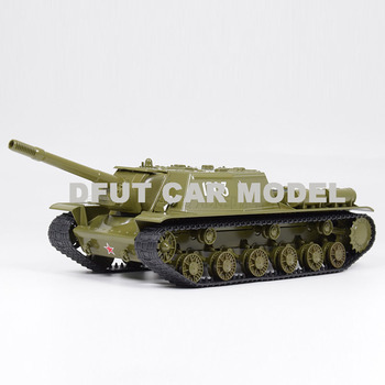 1:43 Scale Alloy Toy Russia SU-152  Model Of Children's Toy Tank Original Authorized Authentic Kids Toys