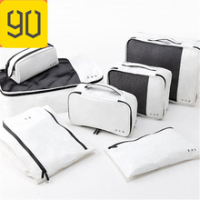 90Fun DuPont Paper Storage Bag Portable Clothes Underwear Bag Waterproof Travel Bag Clothing & Wardrobe Storage недорого