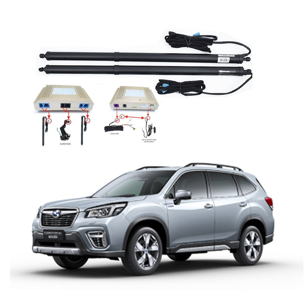 New Electric Tailgate Refitted For SUBARU XV 2014 -2020 Tail Box Intelligent Electric Tail Door Power Tailgate Lift Lock