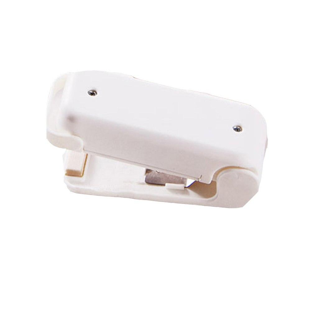Mini Sealing Machine Portable Snack Bag Heat Sealer Hand Press Sealing Machine For Plastic Bags Food Saver Storage