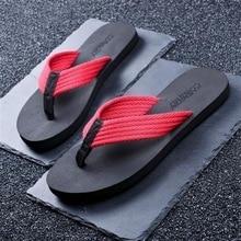 Flip-Flops Shoes Slipper Indoor Sandals Outdoor Beach Men Men Summer Coslony for Trend