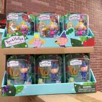 Nouvelle figurine en PVC Ben Holly Figurines en PVC Mini Figurines jouets enfants cadeau