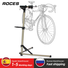 Repair-Stand Bike Bicycle-Rack Cycling Adjustable Aluminum-Alloy with Tool-Tray Professional