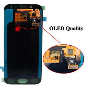 Image 5 - SUPER AMOLED 5.2 écran de remplacement LCD pour SAMSUNG Galaxy J5 PRO 2017 J530 J530F LCD écran tactile numériseur assemblée