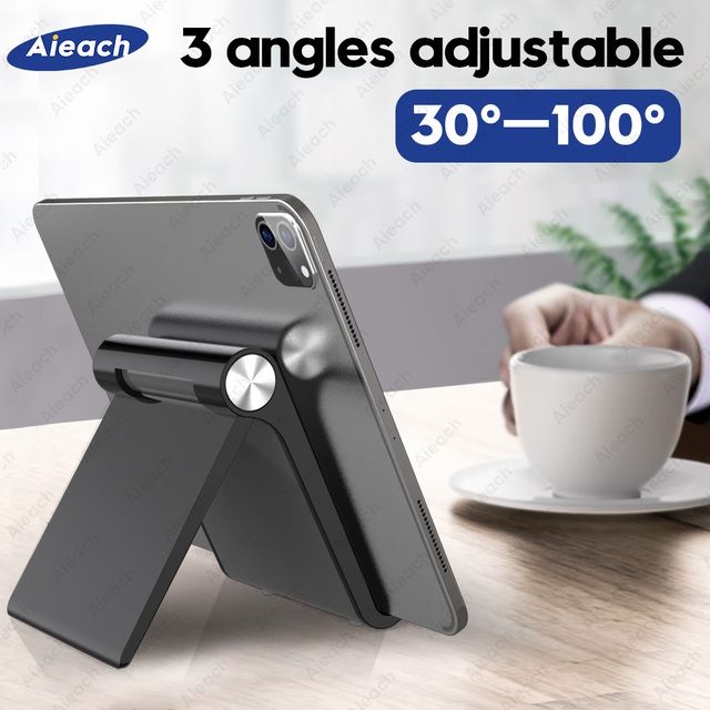 For iPad 10.2 Pro 11 Air 4 Tablet Stand For Xiaomi Samsung Huawei Tablet Holder For Phone Soporte iPad Stand Holder Accessories