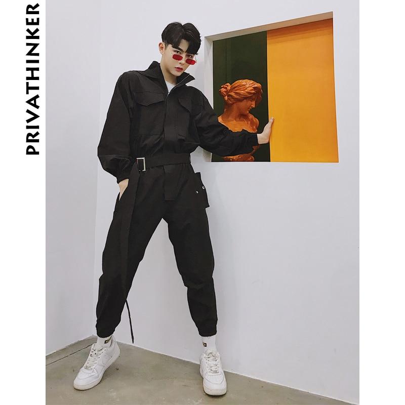 Privathinker Men Clearance Processing Sale Summer Tracksuit 2020 Men's Sets Casual Suit Pants Fashion Male 2 Piece Set Clothes