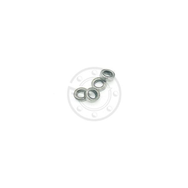 MR84zz 4x8x3 Bearing 4*8*3 25 PCS Tamiya 840 Replacement Ball Bearings Set