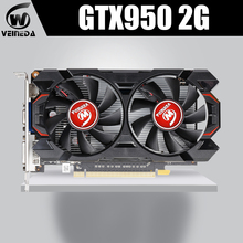 Graphics Card Original gtx 950 2GB 128Bit GDDR5 Graphics Card for nVIDIA Geforce GTX 950 Hdmi Dvi VGA Card