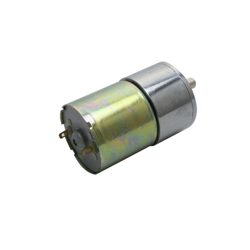 DC motore riduttore DC24V 120RPM coppia elevata DC Turbo scatola ingranaggi