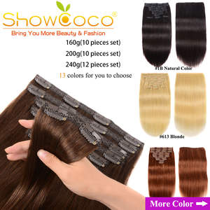 SShowcoco Hair-Extens...