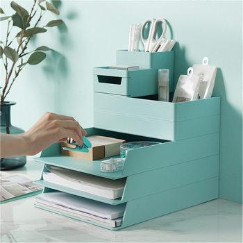 Business Office Furniture File Shelf Organizer Drawer Storage