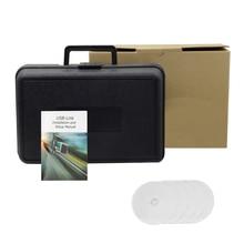 USB Bluetooth Diesel narzędzie diagnostyczne do ciężarówki 125032 łączenie ciężarówki V9.6.0.2 lepsze niż DPA5