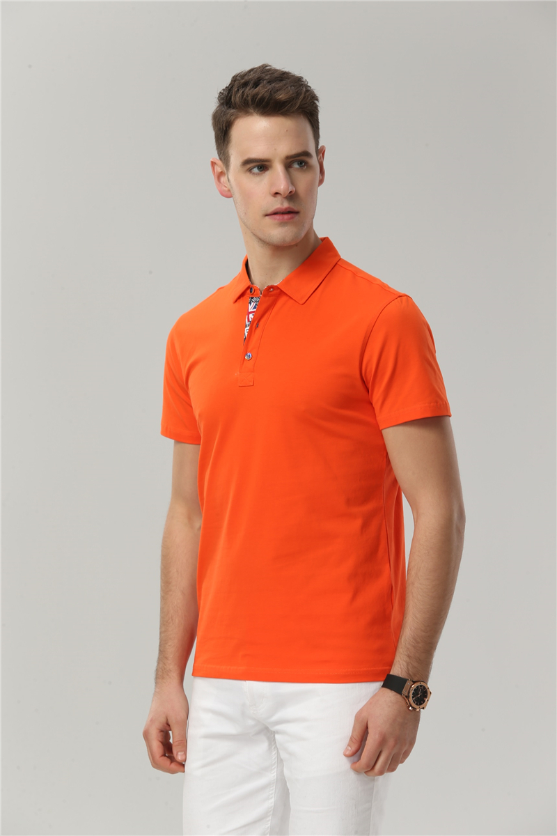Summer Solid Color   Polo   Shirt Jersey Slim Fitness   Polo   Shirts Jerseys Tops Business Men Casual   Polo   Shirt Male/Women/Couples Top