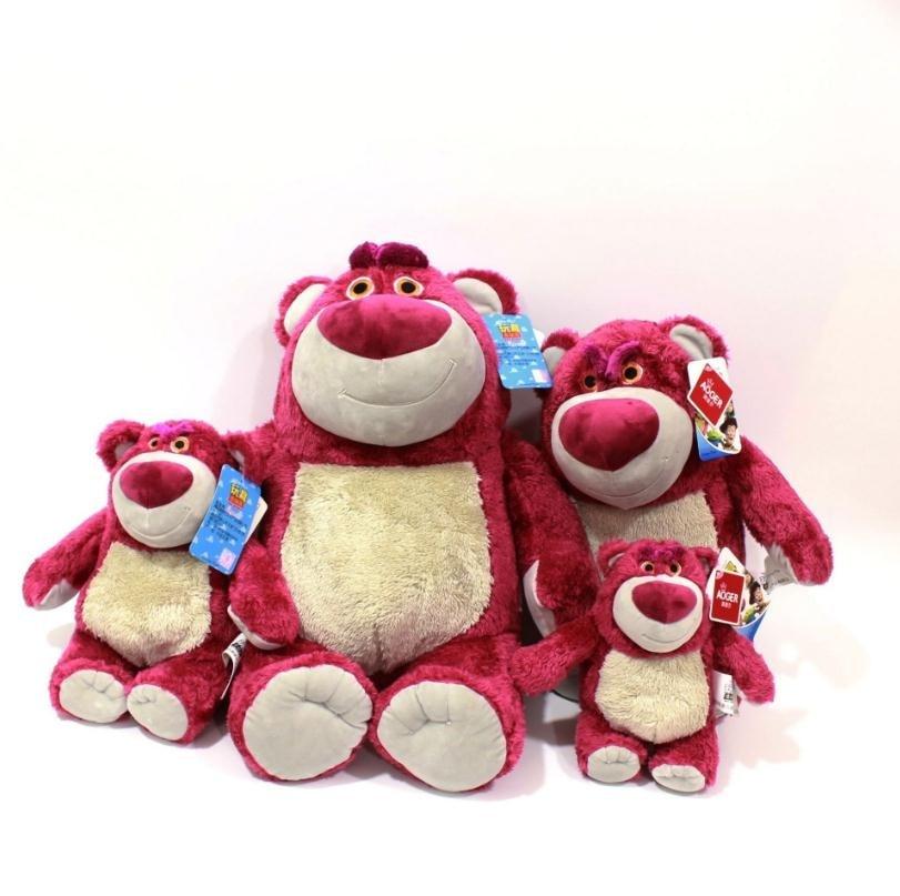 Amazon.com: 8 Inch Lotso Lots-o'-Huggin' Bear Toy Story Disney ... | 807x811