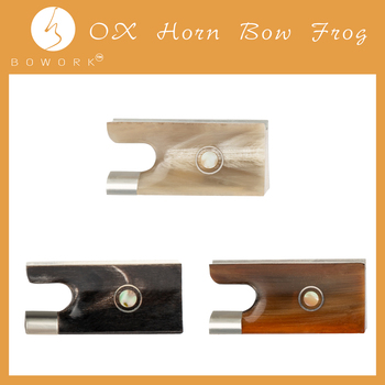 BOWORK OX Horn skrzypce łuk żaba skrzypce łuk części 4 4 skrzypce skrzypce wymiana tanie i dobre opinie NAOMI CN (pochodzenie) Skrzypce użytkowania BP0908-F060 BP0908-F061 BP0908-F062 BP0908-F063
