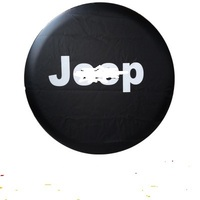 guide freeman off road vehicle spare tire wheel cover PVC leather spare tire package Report FOR Jeep JEEP Wranglercar styling