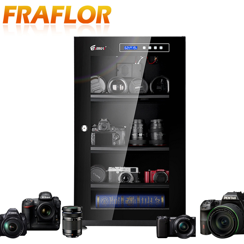 Size : 15L GYZ Dry Cabinet Moisture-Proof Box Lens Drying Dehumidification Moisture-Proof Cabinet Suitable for Camera Lens Electronic Equipment Storage