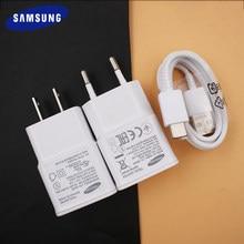 Original Samsung Carregador de Parede 5V2A 120/150 CENTÍMETROS USB 3.1 Cabo Tipo C Para Samsung Galaxy A11 A31 A51 A71 A91 A32 A52 S8 S9 S10 Plus