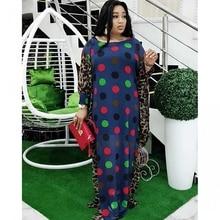 2020 Lengte 150Cm 2 Delige Set Afrikaanse Jurken Voor Vrouwen Afrika Kleding Moslim Lange Jurk Lengte Mode Afrikaanse Jurk voor Lady