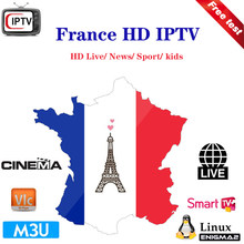 IPTV français Europe M3u abonnement 1/3/6/12 mois Bexn Mult sport Live enfants support TV Box Smart IPTV Samarters Android E2 MAG(China)