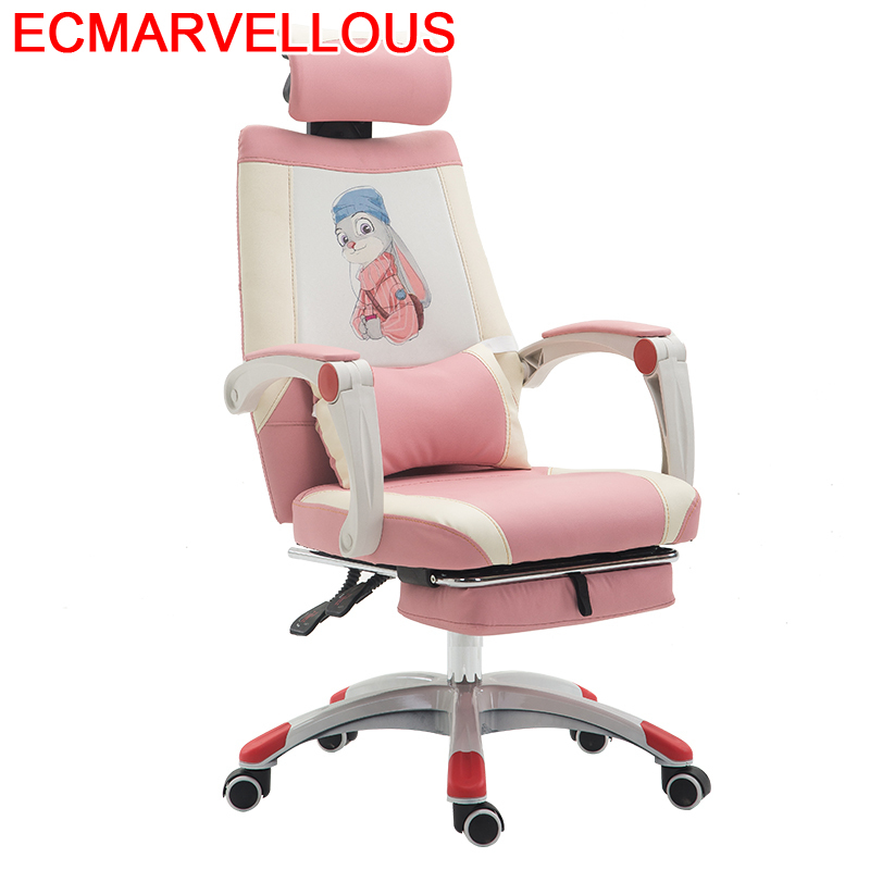 Gamer Y De Ordenador Escritorio Cadir Bureau Sedie Office Furniture Oficina Leather Computer Poltrona Cadeira Silla Gaming Chair