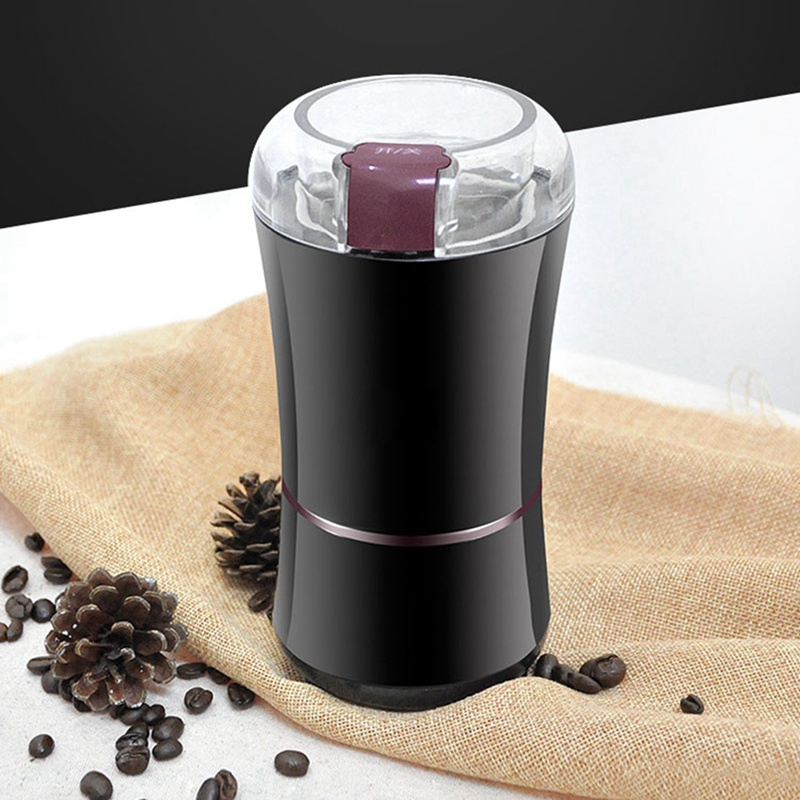 400W Electric Coffee Grinder Mini Kitchen Salt Pepper Grinder Powerful Beans Spices Nut Seed Coffee Bean Grind Molinillo Cafe V