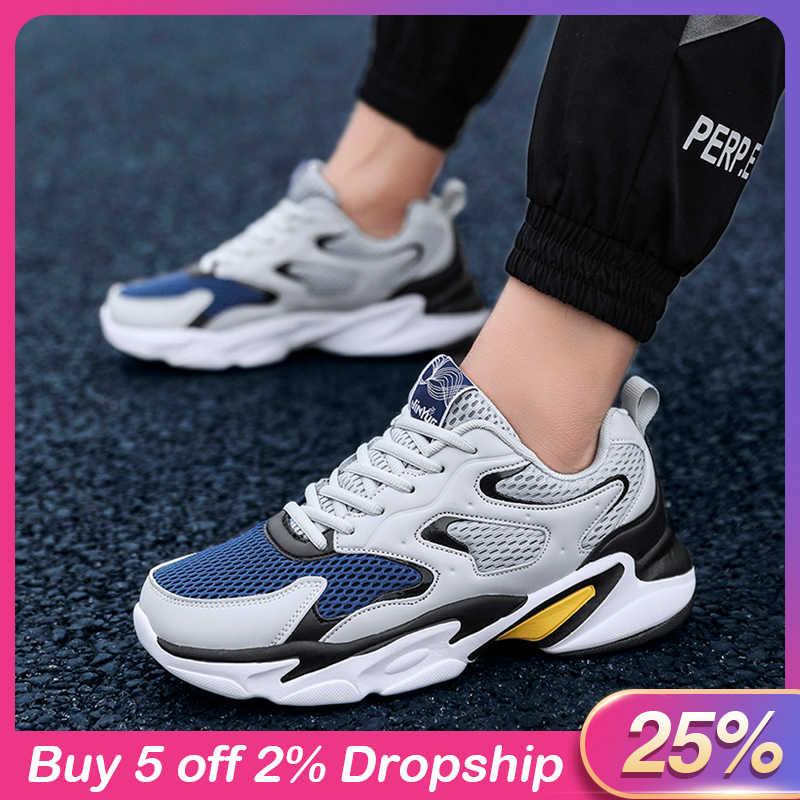YOUYEDIAN Gemengde Kleuren Mannen Casual Schoenen Plus Size Sneakers Mannen Sneakers Mannen Schoenen Casual Merk Mannelijke Schoenen 2019 #713G45