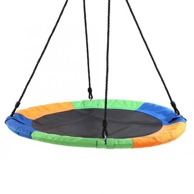 Outdoor Round Swing 100cm  3