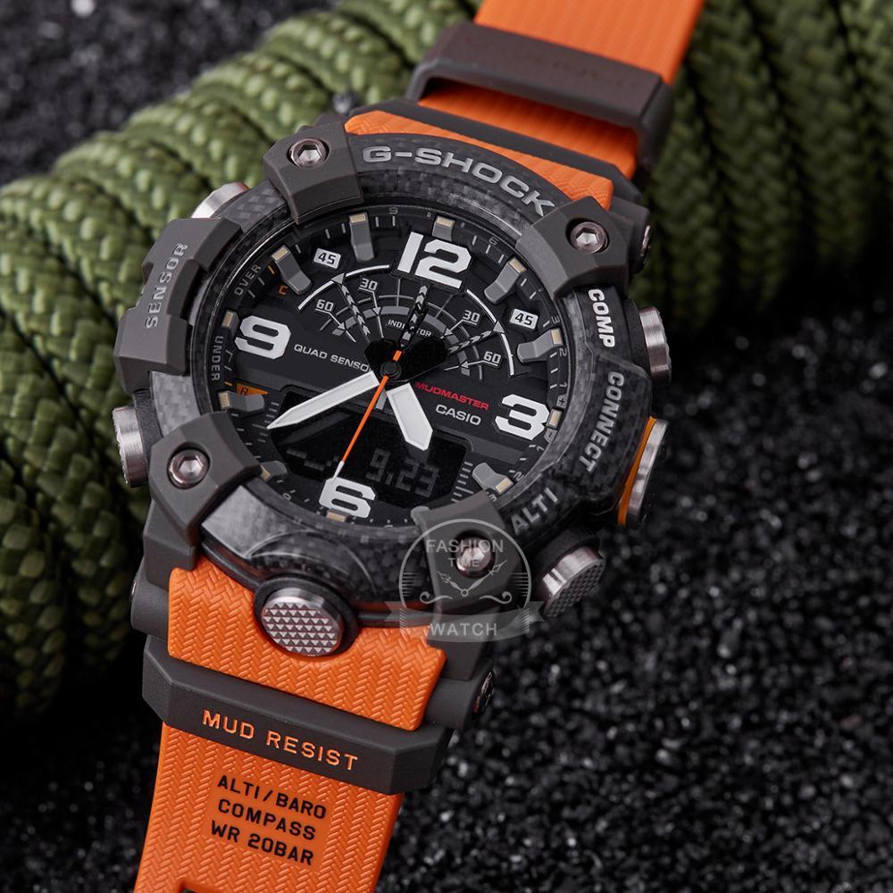 Image 3 - Casio watch G SHOCK quartz smart top Watch Carbon core guard structure 200 Waterproof Sport men watch Relogio MasculinoSmart Watches   -