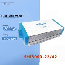 Epever Inverter Intelligent Power 3000W 220V DC AC To for Home-Use Digital And 24V/48V