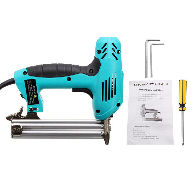 Hot Selling F30 Single for Nail Long 10 30 Mm Electric Nail Gun Straight Nail Gun Pneumatic Nail Gun|Heat Guns| |  - title=