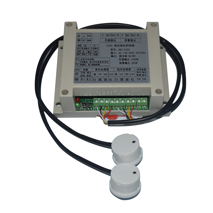 Level Switch Intelligent Detector Non-contact Sensor Module Liquid Water Level Detection Tool Automatic Control