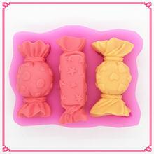 Сладкая сахарная форма силиконовая для торта сделай сам конфеты