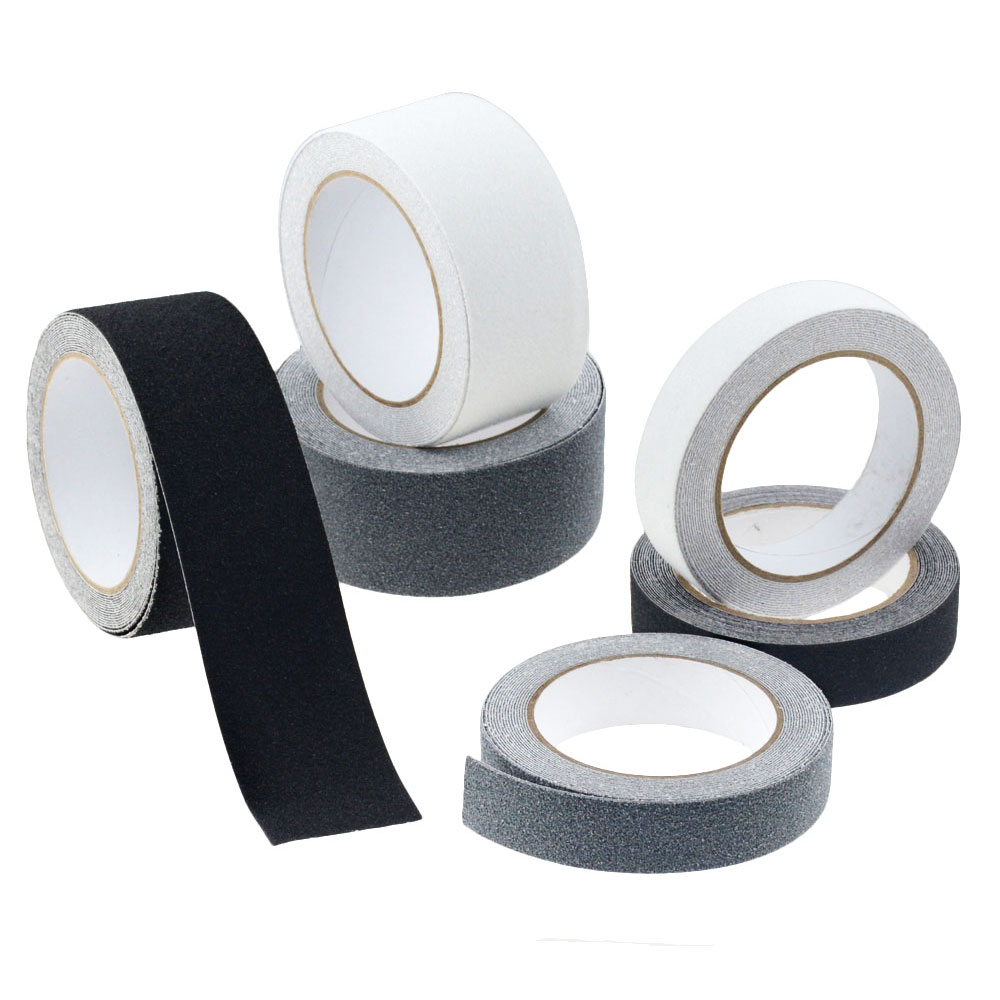 5M Non Slip Safety Grip Tape 10CM Width Anti-Slip Indoor/Outdoor Stickers Strong Adhesive Safety Traction Tape Stairs Floor