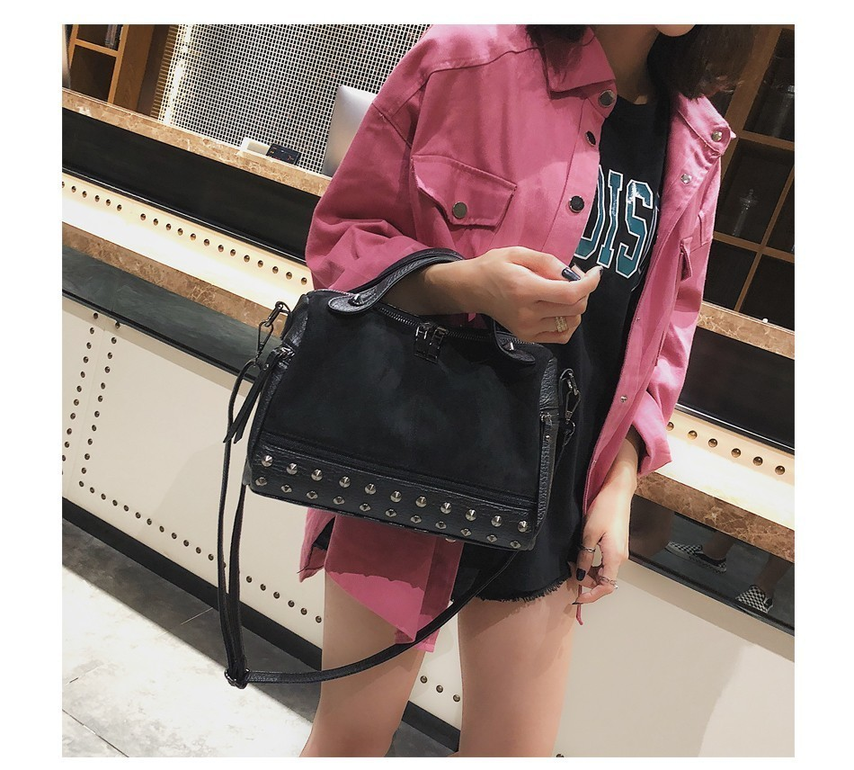 H0499957ab5194c8f91e2e5e07c6f7007h - Fashion Women Top-handle Bags with s Large High Quality Leather Female Shoulder Bag Vintage Motorcycle Tote Bags Sac