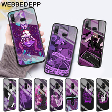 night vale fan art Glass Case for Samsung S7 Edge S8 S9 S10 Plus A10 A20 A30 A40 A50 A60 A70 Note 8 9 10
