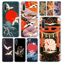 Japanese Style Art Japan Phone Case Cover For Xiaom