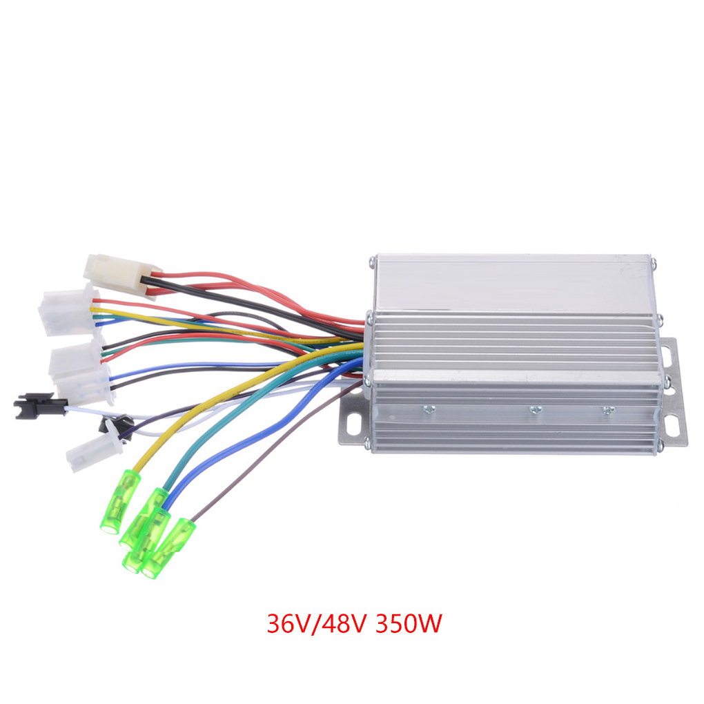 350W/1000W/1500W Power 36V-48V Electric Bicycle Scooter Brushless Controller DC Motor Speed Control Module