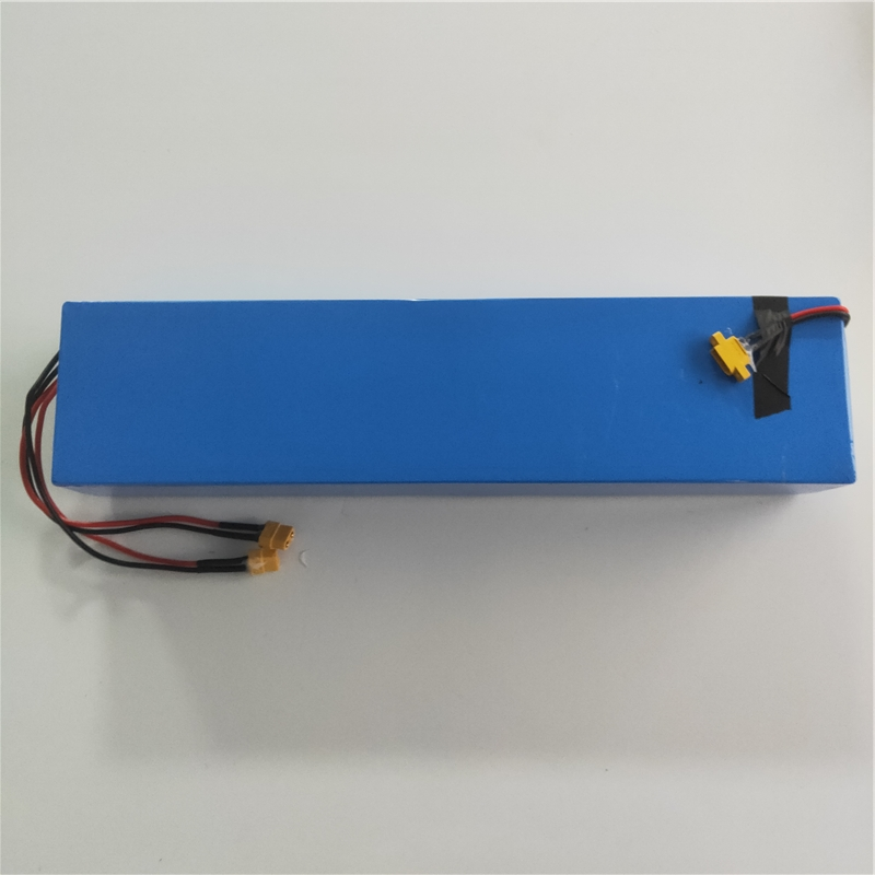 Original LG 48V 13.2Ah lithium battery for Mercane Wide Wheel Electric Scooter Input DC 54.6V 2A XT60 port