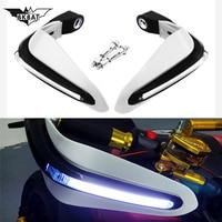 motorcycle handguard Motorbike handlebar hand protection for honda cbr 600 f4i fc5 grom msx 125 cb 750 goldwing gl1800 steed 400